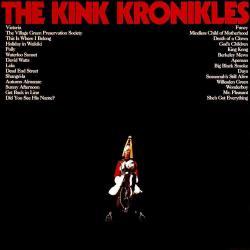 Disco 'The Kink Kronikles' (1972) al que pertenece la canción 'Mr. Pleasant'