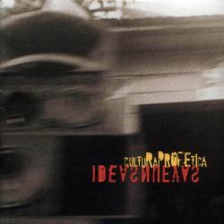 Disco 'Ideas Nuevas' (1999) al que pertenece la canción 'Reggae Rustico'