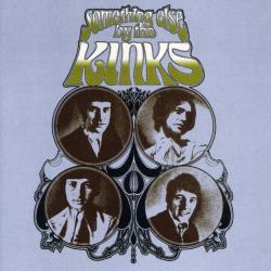 Disco 'Something Else by the Kinks' (1967) al que pertenece la canción 'David Watts'