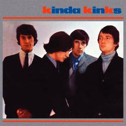 Disco 'Kinda Kinks' (1965) al que pertenece la canción 'Something Better Beginning'