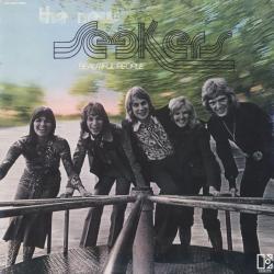 Disco 'Beautiful People' (1971) al que pertenece la canción 'Look What Theyve Done To My Song'