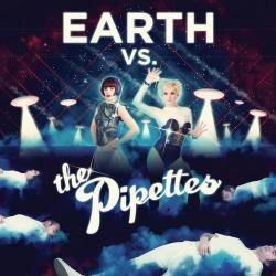 Disco 'Earth vs. the Pipettes' (2010) al que pertenece la canción 'Captain Rhythm'