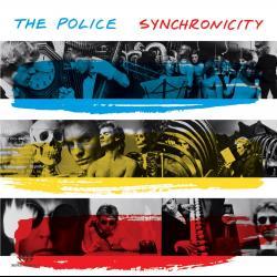 Disco 'Synchronicity' (1983) al que pertenece la canción 'Wrapped Around Your Finger'