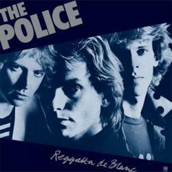 Disco 'Reggatta de Blanc' (1979) al que pertenece la canción 'Message In A Bottle'