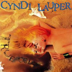 True Colours - Cyndi Lauper | True Colors
