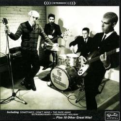 Disco 'The Suicide Machines' (2000) al que pertenece la canción 'The Fade Away'