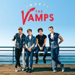 Disco 'Meet the Vamps' (2014) al que pertenece la canción 'She was the one'