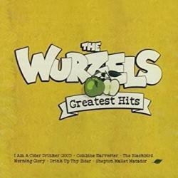 Disco 'The Wurzels Greatest Hits' (2007) al que pertenece la canción 'Combine Harvester'