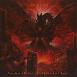 Disco 'Symphony Masses: Ho Drakon Ho Megas' (1993) al que pertenece la canción 'Powerdance'