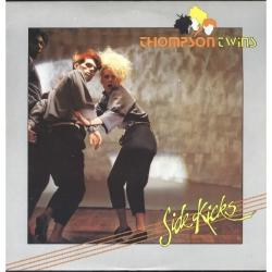 Disco 'Side Kicks' (1983) al que pertenece la canción 'All Fall Out'