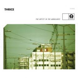 Disco 'The Artist In The Ambulance' (2003) al que pertenece la canción 'Hoods On Peregrine'