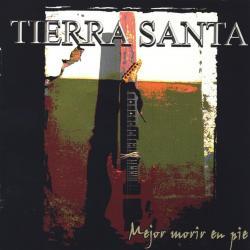 Disco 'Mejor morir en pie' (2006) al que pertenece la canción 'Una luz en la oscuridad'