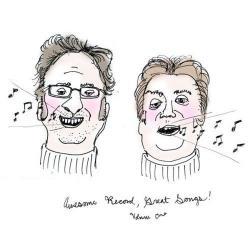 Disco 'Awesome Record, Great Songs!' (2008) al que pertenece la canción 'Beaver boys'