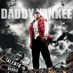 Disco 'Talento de Barrio ' (2008) al que pertenece la canción 'Llamado de emergencia'