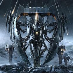Disco 'Vengeance Falls' (2013) al que pertenece la canción 'As I Am Exploding'