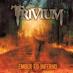 Disco 'Ember To Inferno' (2003) al que pertenece la canción 'A View Of Burning Empires'
