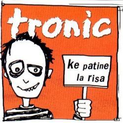 Disco 'Ke patine la risa' (2003) al que pertenece la canción 'Malos amigos'