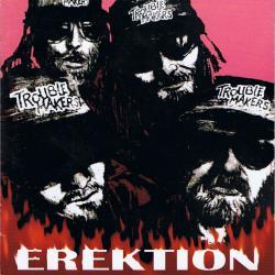 Disco 'Erektion' (1997) al que pertenece la canción 'Erektion'