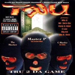 Disco 'TRU 2 Da Game' (1997) al que pertenece la canción 'Ghetto Cheese'