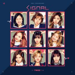 Disco 'SIGNAL EP' (2017) al que pertenece la canción 'Signal'