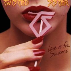 Disco 'Love Is for Suckers' (1987) al que pertenece la canción 'I Will Win'
