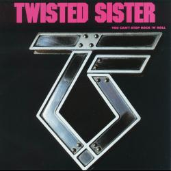 Disco 'You Can't Stop Rock 'n' Roll' (1983) al que pertenece la canción 'Four Barrel Heart Of Love'