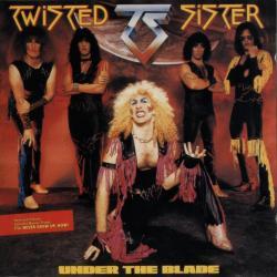 Disco 'Under the Blade' (1982) al que pertenece la canción 'Bad Boys (Of Rock 'N' Roll)'