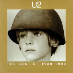 Disco 'The Best of 1980-1990' (1998) al que pertenece la canción 'Dancing Barefoot'
