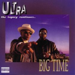 Disco 'Big Time' (1996) al que pertenece la canción 'Super Luv'