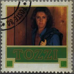 Disco 'Tozzi' (1980) al que pertenece la canción 'Calma'