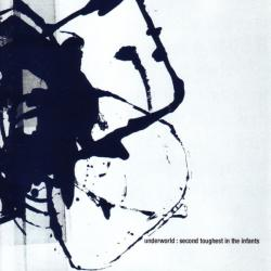 Disco 'Second Toughest in the Infants' (1996) al que pertenece la canción 'Born Slippy (Nuxx)'