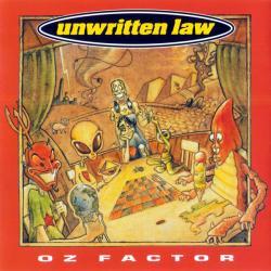 Disco 'Oz Factor' (1996) al que pertenece la canción 'Stop To Think'