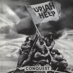Disco 'Conquest' (1980) al que pertenece la canción 'Carry On'