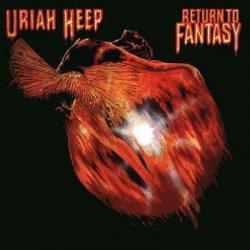 Disco 'Return to Fantasy' (1975) al que pertenece la canción 'Why Did You Go'