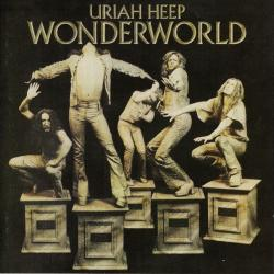 Disco 'Wonderworld' (1974) al que pertenece la canción 'The Easy Road'