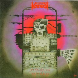 Disco 'Dimension Hatröss' (1988) al que pertenece la canción 'Chaosmongers'