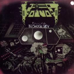 Disco 'Killing Technology' (1986) al que pertenece la canción 'Ravenous Medicine'