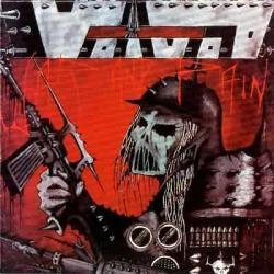 Disco 'War and Pain' (1984) al que pertenece la canción 'Build Your Weapons'