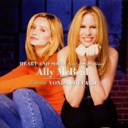 Disco 'Heart and Soul: New Songs from Ally McBeal' (1999) al que pertenece la canción 'This Old Heart Of Mine (is Weak For You)'