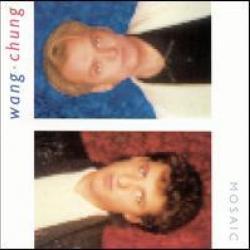 Disco 'Mosaic' (1986) al que pertenece la canción 'Let's go'