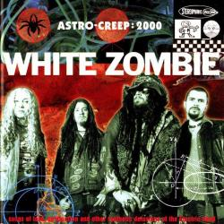Disco 'Astro-Creep: 2000—Songs of Love, Destruction and Other Synthetic Delusions of the Electric Head' (1995) al que pertenece la canción 'Grease Paint And Monkey Brains'