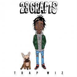 Disco '28 Grams' (2014) al que pertenece la canción 'Let'r'