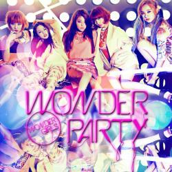 Disco 'Wonder Party' (2012) al que pertenece la canción 'Like This'