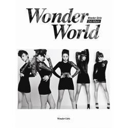 Disco 'Wonder World' (2011) al que pertenece la canción 'Be my baby'