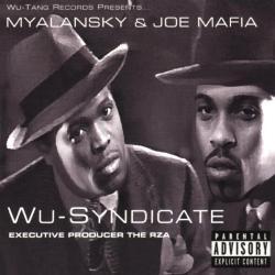 Disco 'Wu-Syndicate' (1999) al que pertenece la canción 'Thug War'