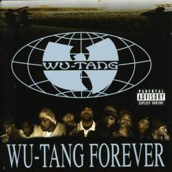 Disco 'Wu-Tang Forever' (1997) al que pertenece la canción 'Visionz'