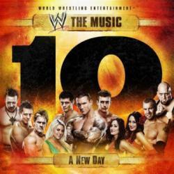 Disco 'WWE The Music: A New Day, Vol. 10' (2010) al que pertenece la canción 'Bourne to Win'