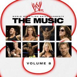 Disco 'WWE The Music, Vol. 8' (2008) al que pertenece la canción 'Kofi kingston (S.O.S)'