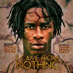 Disco 'I Came From Nothing 2' (2011) al que pertenece la canción 'Curtains'