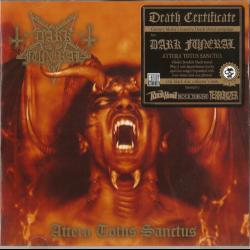 Disco 'Attera Totus Sanctus' (2005) al que pertenece la canción 'Atrum Regina'